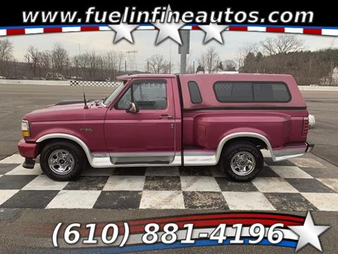 1992 Ford F-150 for sale in Pen Argyl, PA