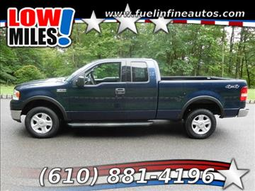 2004 Ford F-150 for sale in Pen Argyl, PA