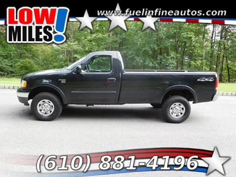 2002 Ford F-150 for sale in Pen Argyl, PA