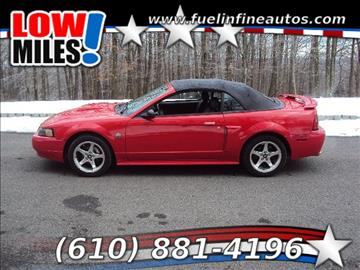 2004 Ford Mustang for sale in Pen Argyl, PA