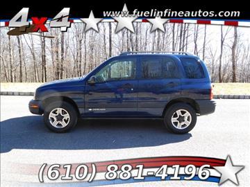 2004 Chevrolet Tracker for sale in Pen Argyl, PA