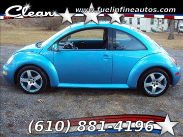 2004 Volkswagen New Beetle for sale in Pen Argyl, PA
