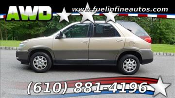 2004 Buick Rendezvous for sale in Pen Argyl, PA