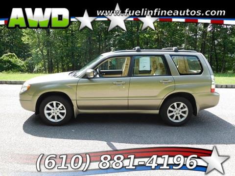 2008 Subaru Forester for sale in Pen Argyl, PA