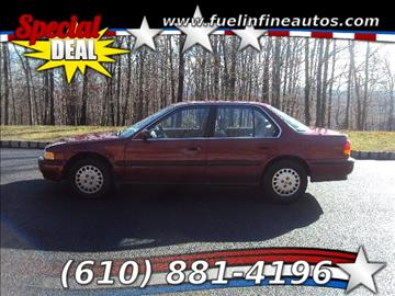 1992 Honda Accord for sale in Pen Argyl, PA