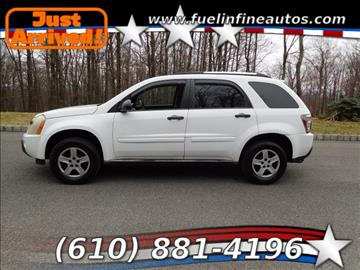 2005 Chevrolet Equinox for sale in Pen Argyl, PA