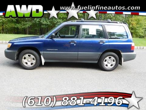 2001 Subaru Forester for sale in Pen Argyl, PA