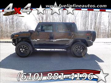 2005 HUMMER H2 SUT for sale in Pen Argyl, PA