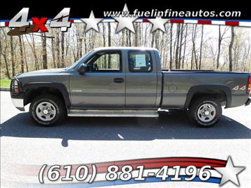 2002 Chevrolet Silverado 1500 for sale in Pen Argyl, PA