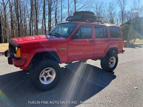 1996 Jeep Cherokee for sale in Pen Argyl, PA