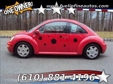 2001 Volkswagen New Beetle for sale in Pen Argyl, PA