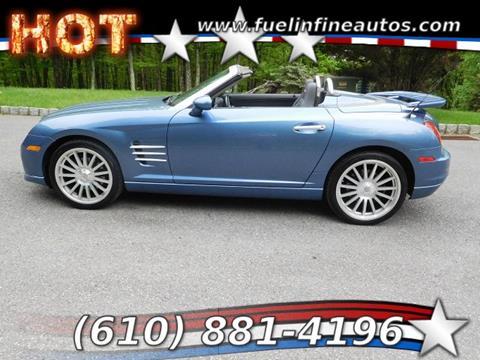 Chrysler Crossfire SRT-6 For Sale in Tucson, AZ - Carsforsale.com®