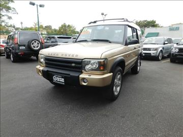 2004 Land Rover Discovery for sale in Santa Monica, CA