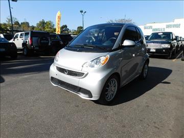 2013 Smart fortwo for sale in Santa Monica, CA
