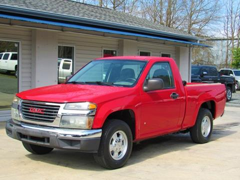 2007 GMC Canyon for sale in Matthews, NC