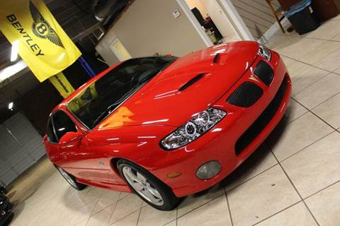 2006 Pontiac GTO for sale in Charlotte, NC