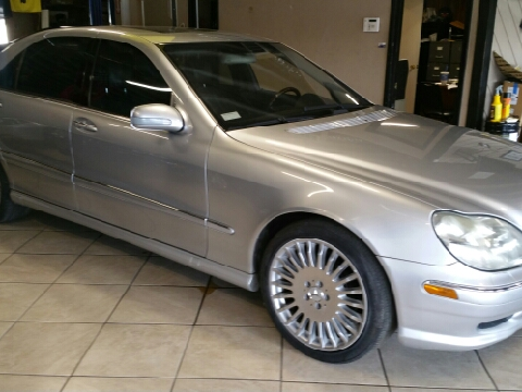 2002 mercedes benz s class for sale north carolina for Mercedes benz 2002 s500 for sale