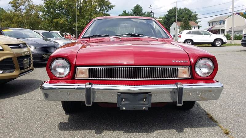 1975 Ford Pinto  - Somerset MA
