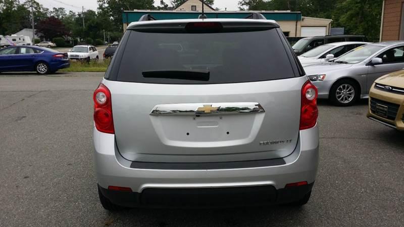 2015 Chevrolet Equinox LT 4dr SUV w/1LT - Somerset MA