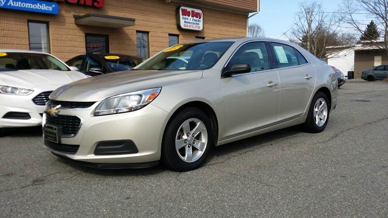 2015 Chevrolet Malibu LS Fleet 4dr Sedan - Somerset MA