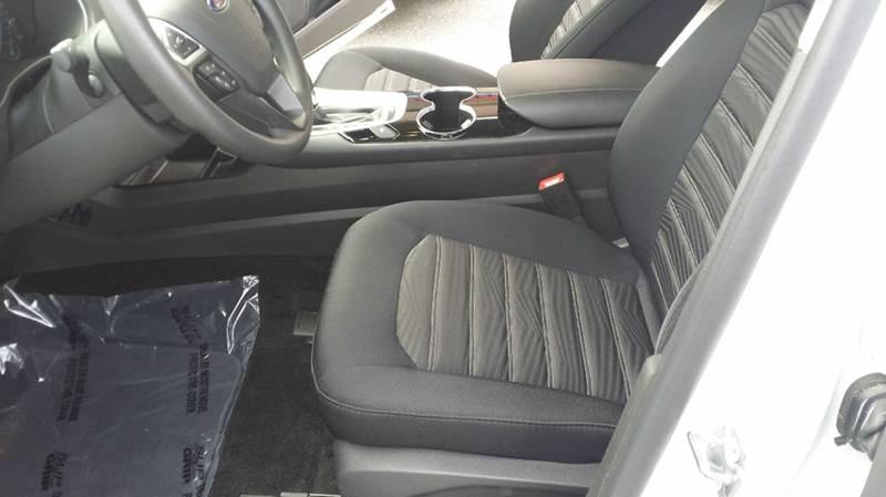 2016 Ford Fusion SE 4dr Sedan - Somerset MA