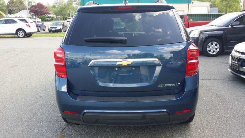 2016 Chevrolet Equinox LT 4dr SUV - Somerset MA