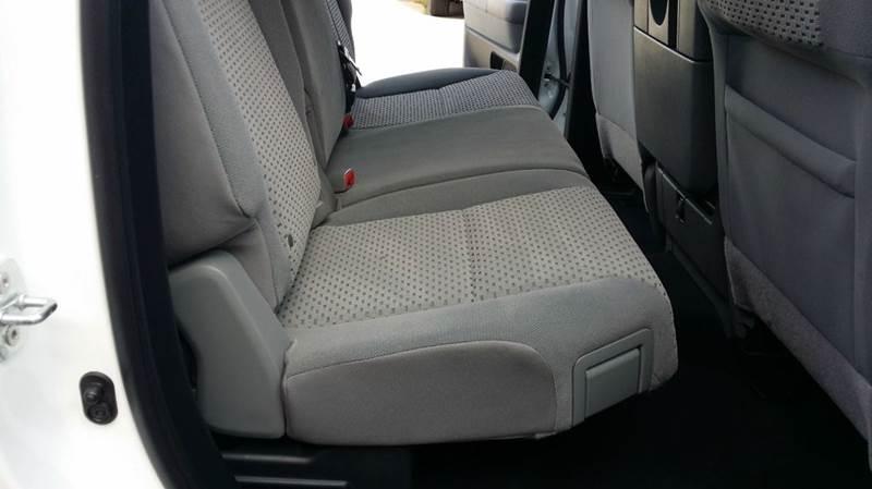 2013 Toyota Tundra 4x4 Grade 4dr Double Cab Pickup SB (4.6L V8) - Somerset MA