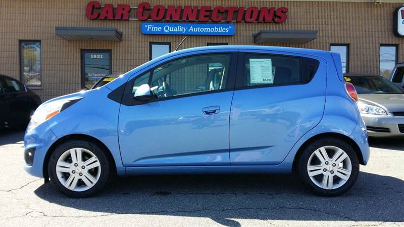 2014 chevrolet spark 1lt cvt 4dr hatchback in somerset ma. Black Bedroom Furniture Sets. Home Design Ideas