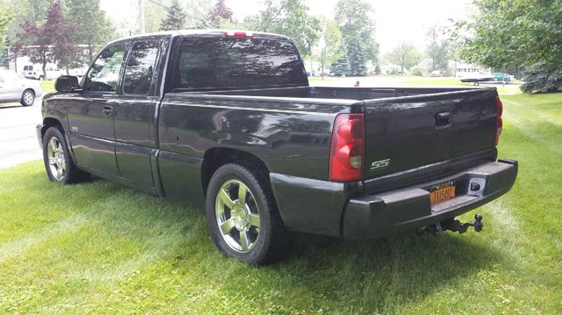 2003 chevrolet silverado 1500 ss base awd 4dr extended cab. Black Bedroom Furniture Sets. Home Design Ideas