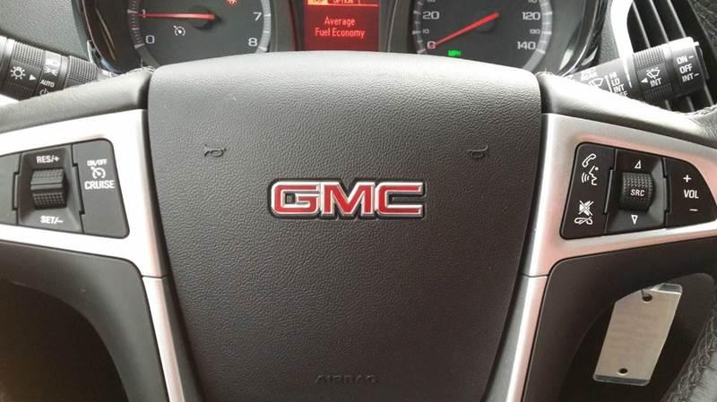 2015 GMC Terrain AWD SLE-2 4dr SUV - Somerset MA
