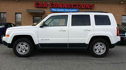 2011 Jeep Patriot for sale in Somerset, MA