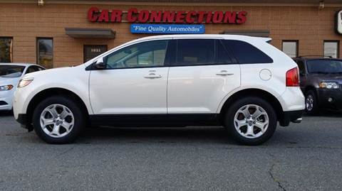 2013 Ford Edge for sale in Somerset, MA