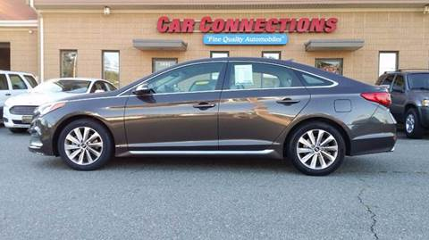 2015 Hyundai Sonata for sale in Somerset, MA