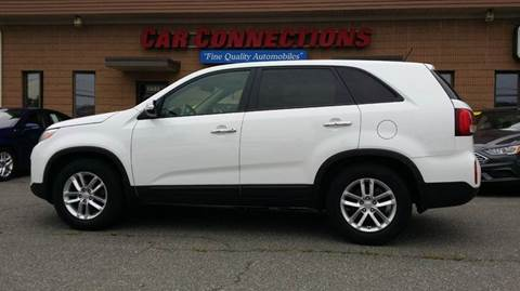 2015 Kia Sorento for sale in Somerset, MA