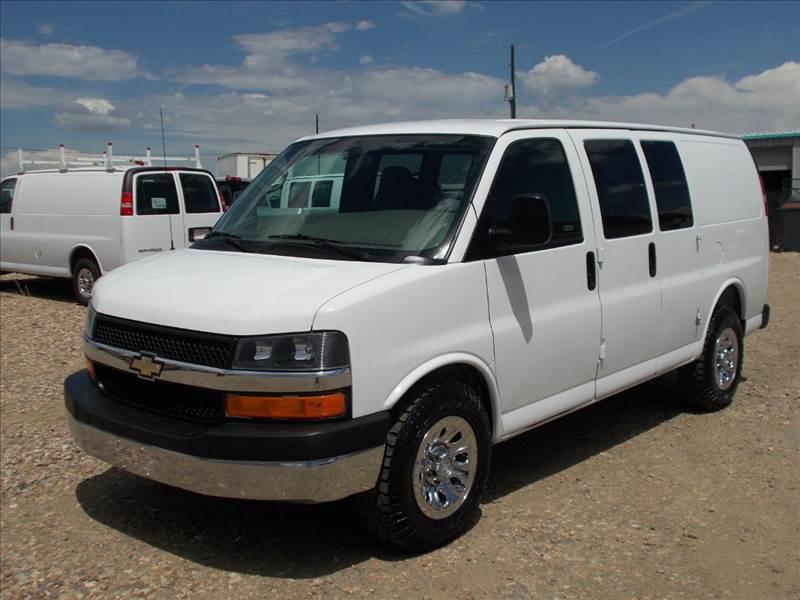 2009 Chevrolet Express Cargo