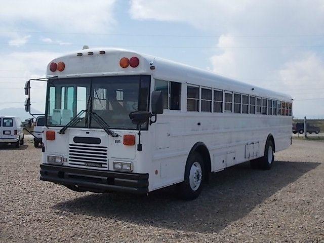 1996 Genesis Transit Bus