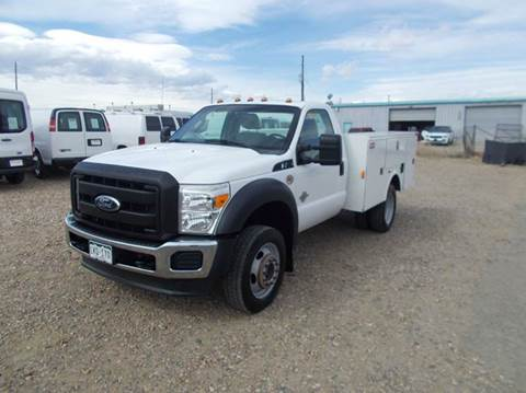 2011 Ford F-450 Super Duty for sale in Broomfield, CO