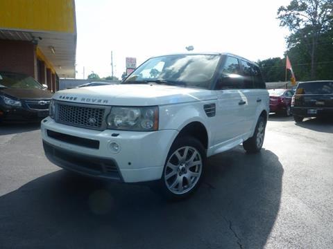 2007 Land Rover Range Rover Sport for sale in Marietta, GA