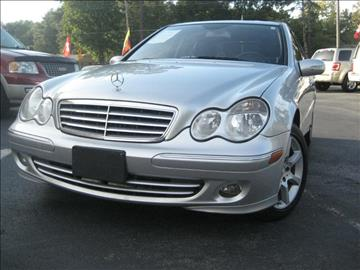 Mercedes benz c class for sale marietta ga for Knauz mercedes benz