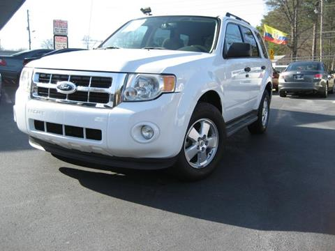 Used 2012 Ford Escape For Sale in Georgia Carsforsale