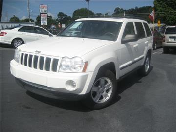 2007 Jeep Grand Cherokee for sale in Marietta, GA