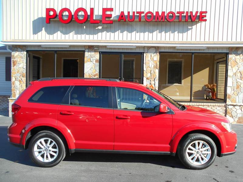 2016 dodge journey sxt 4dr suv in laurinburg nc poole automotive. Black Bedroom Furniture Sets. Home Design Ideas