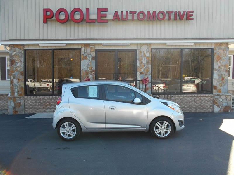 2015 chevrolet spark 1lt cvt 4dr hatchback in laurinburg. Black Bedroom Furniture Sets. Home Design Ideas