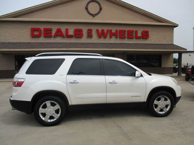 2007 gmc acadia slt 2 4dr suv in lawrenceburg tn deals. Black Bedroom Furniture Sets. Home Design Ideas