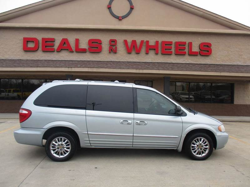 2002 chrysler town and country awd limited 4dr extended mini van in lawrenceburg tn deals on. Black Bedroom Furniture Sets. Home Design Ideas