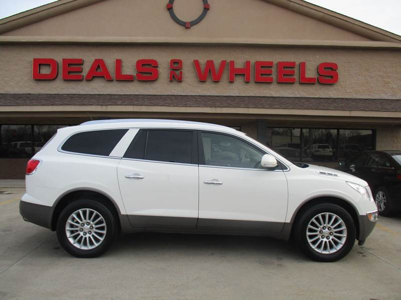 2011 buick enclave cxl 1 4dr suv w 1xl in lawrenceburg tn. Black Bedroom Furniture Sets. Home Design Ideas