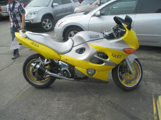 2003 Suzuki GSX600F