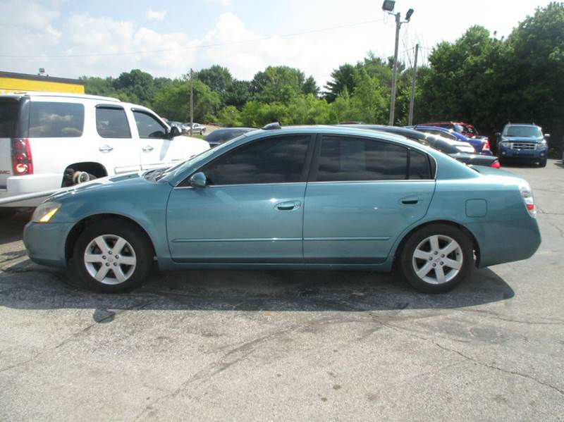 Nissan For Sale In Greenwood In