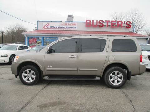 2008 Nissan Armada for sale in Greenwood, IN