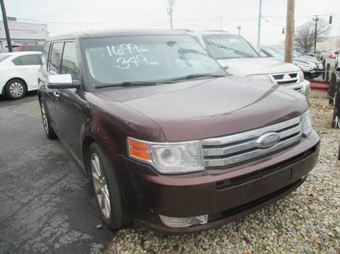 2010 Ford Flex for sale in Greenwood, IN